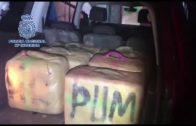 Desmantelada una 'narcoguardería' con 500 kilos de hachís en una operación con un detenido en La Línea