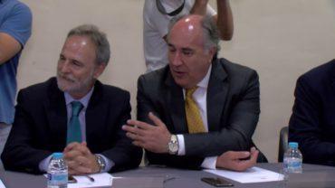 """El alcalde valora el """"interés"""" de Marlaska para solventar el narcotráfico y la inmigración ilegal"""