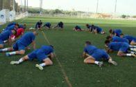 El Algeciras inicia su segunda semana de entrenamientos con la vista puesta en el partido del sábado ante el Atlético Malagueño