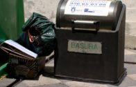 El PSOE demanda un plan de choque para retirar enseres y sustituir contenedores