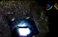 Guardia Civil interviene 1.110 kilogramos de hachís en Cala Botija