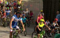 La cicloturista solidaria será el 21 de octubre