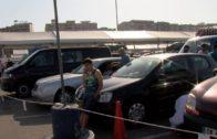 La OPE cierra el fin de semana con 21.164 vehículos embarcados en el puerto de Algeciras