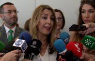 La Presidenta de la Junta de Andalucía, inaugura el nuevo hospital comarcal en La Línea de la Concepción