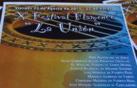 Pintor prepara con La Unión la próxima celebración de su Noche Flamenca