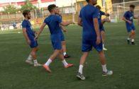 El Algeciras ante su segundo amistoso de pretemporada