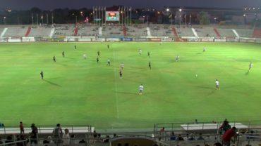 El Algeciras CF juega hoy a las 20 horas en el Manolo Mesa
