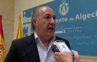 El Ayuntamiento envía una carta al Puerto requiriéndole que aporte  medios para retirar la mejillonera