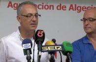 El PSOE  reclama una acción del alcalde ante la presencia de medusas