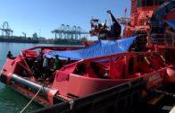 Salvamento Marítimo ha coordinado ya la búsqueda de 26.602 personas frente a las 16.678 de 2017