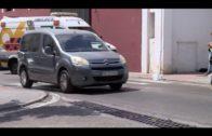 Apuñalada una persona en la calle Cid Campeador