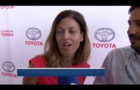 Automoción Tomax cede un furgón de carga Toyota Proace a la Delegación de Deporte