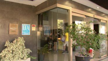 Detenido un menor de 17 años por causar destrozos en un hotel de la ciudad