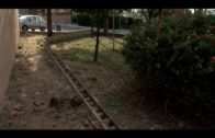 El Ayuntamiento lleva a cabo tareas de desbroce en avenida Las Flores
