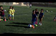 Hoy primer día de trabajo de la Escuela Municipal de Fútbol