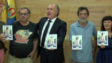 """Juan Emilio Ríos presenta su poemario """"La Niña Metáfora"""""""
