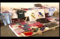 La Guardia Civil y Vigilancia Aduanera intervienen más de 22 500 mochilas falsificadas en el puerto