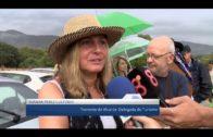 La I Ruta Romántica Camino de la Trocha congrega a unas doscientas personas
