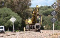 Landaluce confía en que pronto comiencen las obras de renovación de la  Almoraima – San Pablo