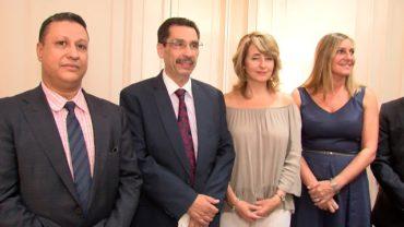 Los alcaldes de Algeciras y Tánger firman un convenio de colaboración turística y cultural