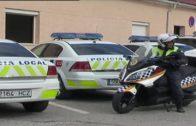 Recuperado un vehículo robado en Marbella y al que habían colocado placas de matricula falsas