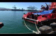 Salvamento Marítimo rescata más de 500 personas y cinco cadávares en el Estrecho y Mar de Alborán