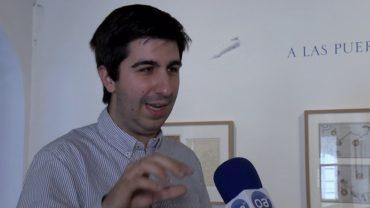 La exposición cartográfica 'Algeciras, puerto de mares y continentes' registra ya más de 400 visitas