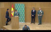 La Guardia Civil celebra los actos en honor a su patrona en Algeciras