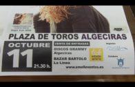 Niña Pastori actúa mañana a las 20.30h en la Plaza de Toros de Algeciras