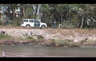 Sabotean de madrugada la barrera 'antinarcos' del río Guadarranque en Los Barrios