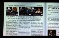 Algeciras Sí se Puede, lanza una publicación digital que informa de sus actuaciónes políticas