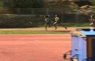 Atletas del Club Atletismo Bahía de Algeciras y el Promoción Algeciras en el II Control en Carranque