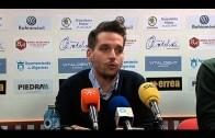 Gudiel y Correa dimiten entre lagrimas como presidente y vicepresidente del Algeciras CF.