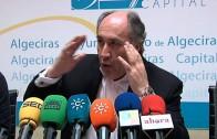 Landaluce asegura que no va a acceder al chantaje de CTM–Grupo Ruiz