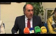 Landaluce lamenta que la Junta no invite al Ayuntamiento a una  visita del Consejero al hospital