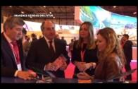 Landaluce presenta en FITUR las producciones de video promocionales de la naturaleza en Algeciras