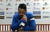 Mere espera un partido competido en Melilla