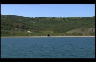 Cuatro detenidos tras alijar 270 kilos de hachís en una playa de Algeciras
