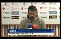 El Algeciras afronta una final en Almería para evitar caer en la zona peligrosa