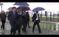 El consejero de Economía visita el puerto de Algeciras