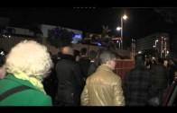 El gobierno local participa en el Vía Crucis del Consejo Local de Hermandades y Cofradía