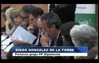 El Pleno de Diputación respalda por unanimidad el proyecto del Conservatorio