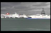 El Puerto de Algeciras empieza 2016 creciendo casi un 10% en tráfico de contenedores