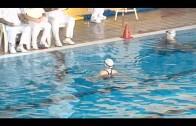 Entrega de medallas del Campeonato de Andalucía de Natación Sincronizada