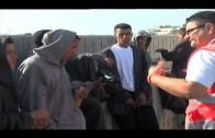 Interceptados 11 inmigrantes a cuatro millas de Tarifa