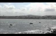 La Aemet activa la alerta amarilla en el Estrecho por fuerte viento y fenómenos costeros