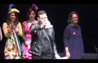 La Chirigota «Afuera te espero» y la comparsa «Los Cuervos», ganadores del Concurso en el Florida