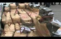 La Guardia Civil interviene 540 kilos de hachís