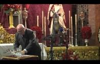 La parroquia de María Auxiliadora acoge el Pregón del Costalero del periodista Cándido Romaguera