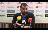 Mere espera que su equipo reaccione en Almería tras la derrota ante el Sevilla
